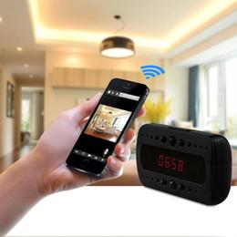 Đồng Hồ Camera T10 Wifi Xem Từ xa Qua Điện Thoại Siêu Nét