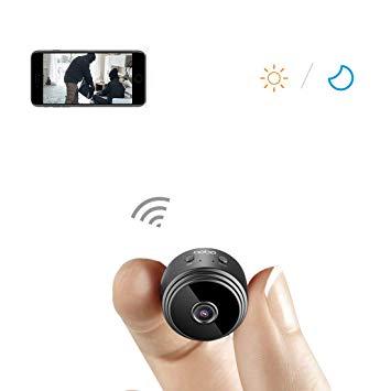 Camera Mini Wifi CM75 Xem Từ Xa Qua Điện Thoại