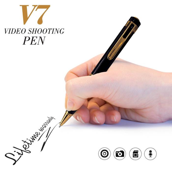 Bút Camera V7 Vàng Siêu Phẩm Mới Nhất 2020